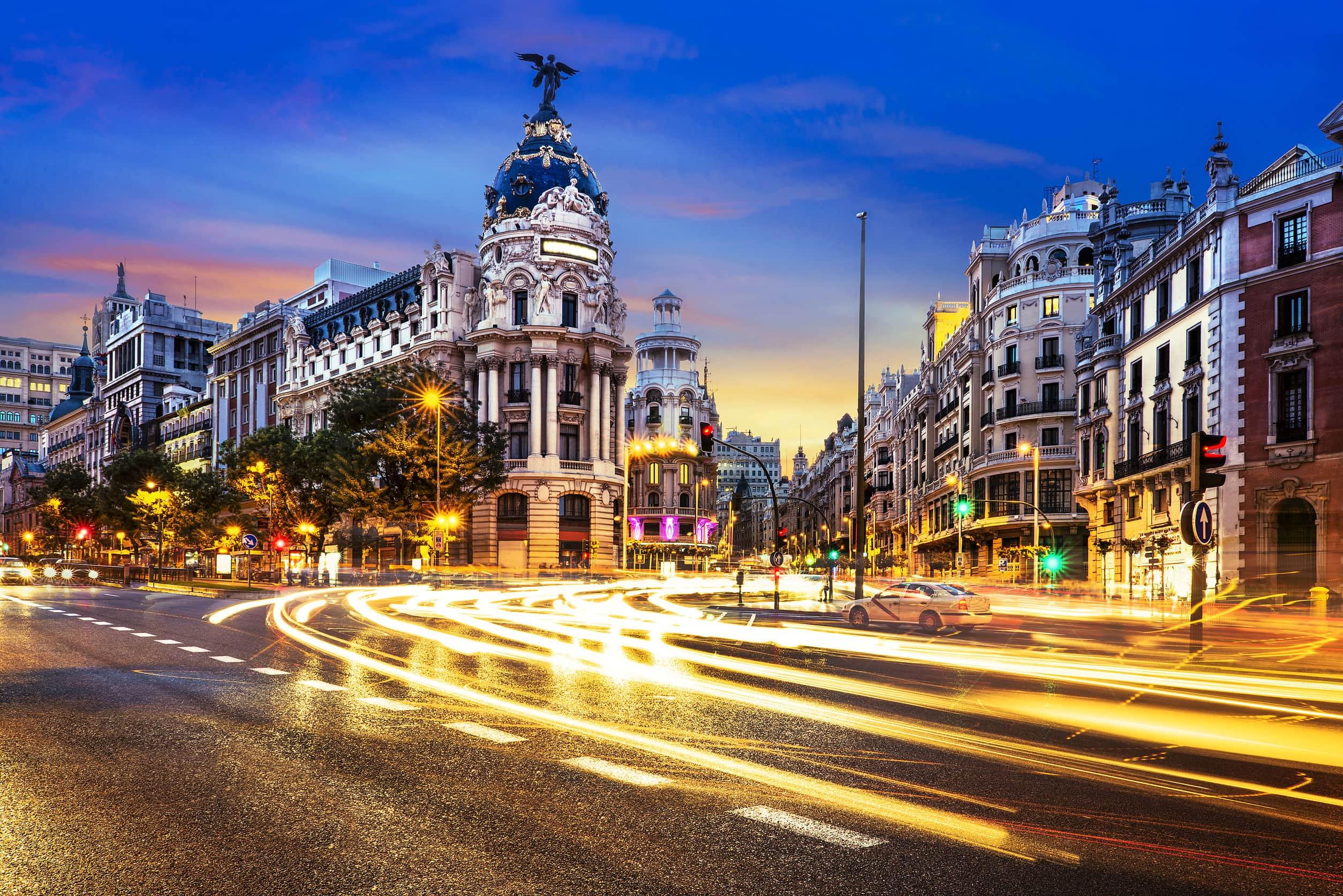Noches en Madrid - VIP Maidens