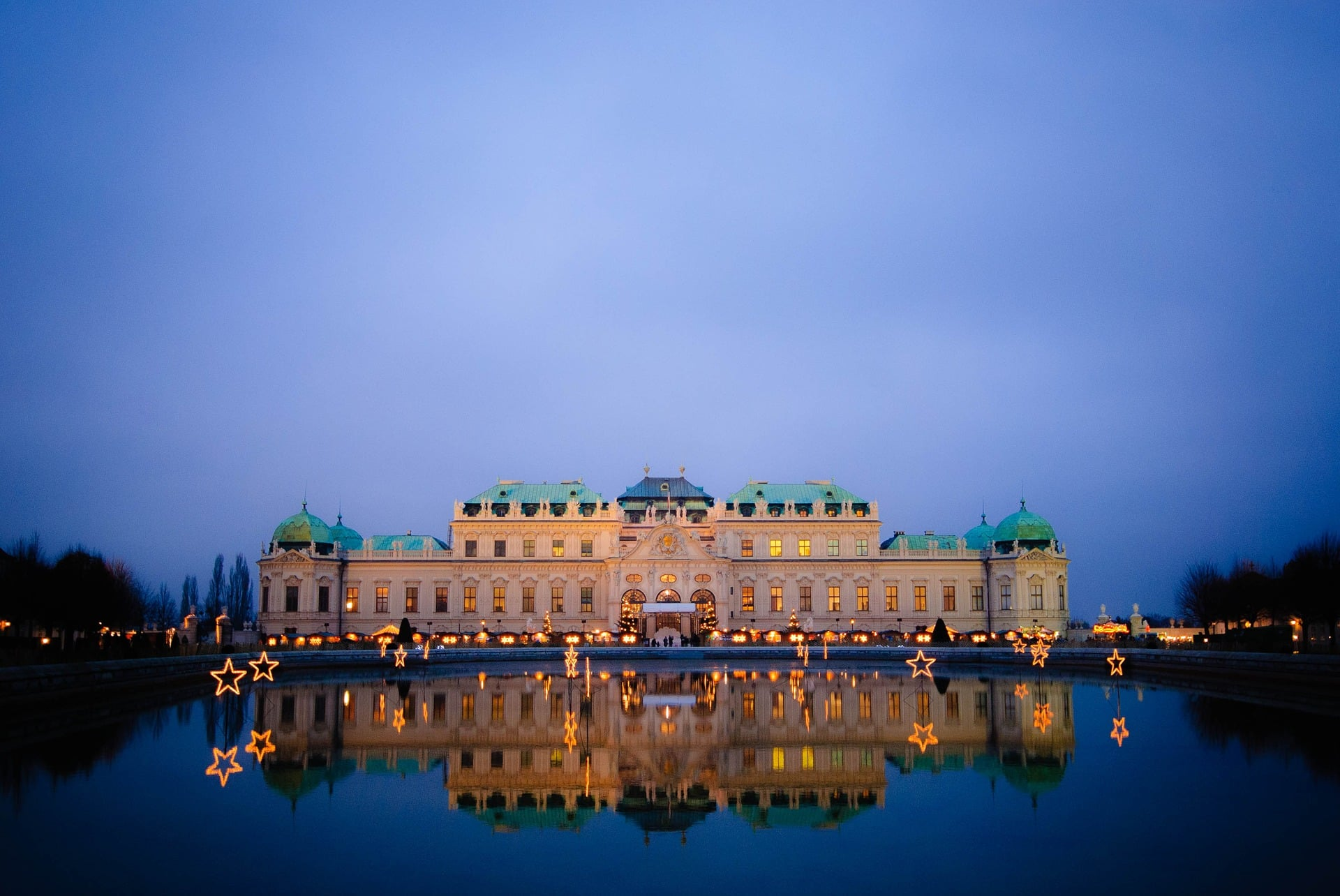 Diario de una VIP Maiden: Fin de año en Viena